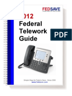 2012 Federal Tele Work Guide Fs
