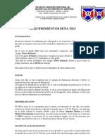 Requerimientos Sena 2013