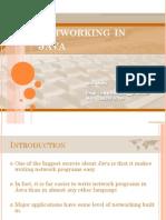 Java Networking pdf