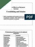 Irradiación de polímeros Crosslinking Vs Scission.pdf
