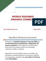 Modelo Dinámico alumnos MEDEX DCI 2011