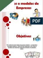 Clasificacion de Las Empresas