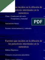 Factores Para Parasitosis y Eda