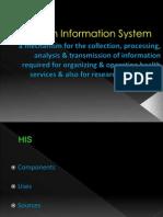 Health Information I & II