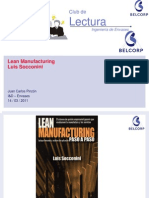 Manual manufactura esbelta pdf to excel
