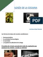 Farmacologia Cocaina