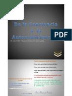 De La Conciencia a La Autoconsciencia. (1)