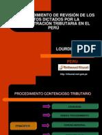 20090717 110738 Peru - Lourdes Chau - La Impugnacion Tributaria