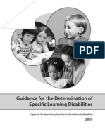 Sld Guidelines
