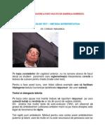 CORRADO MALANGA TCT / METODOLOGIA INTERPRETATIVAct -