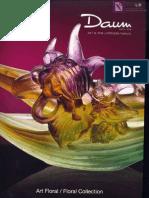 Daum Floreal Catalog