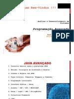 ADS4 ProgramacaoAvancada Parte I