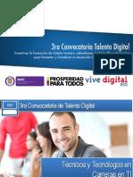 Presentacion Talento Digital 2