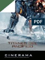 Titanes del Pacifico - Revista Cinerama