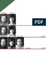 familia 1976 a 2008