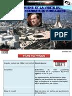 sondage Hollande