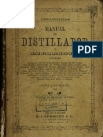 Manual Do Destillador Nacional