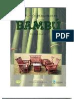 CONSTRUCCION DE MUEBLES CON BAMBÚ