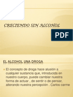 Creciendo Sin Alcohol