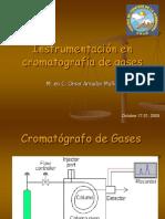 Cromatografo Gases