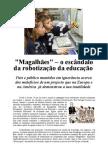 Magalhães - o estudo real