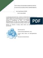Propuesta Proyecto Final Aplicaciones Elementos Finitos