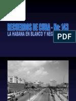 0143 - La Habana en Blanco y