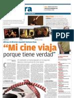 """""""Mi cine viaja porque tiene verdad"""" Ventura Pons"""