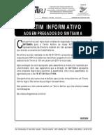 Boletim Informativo Sintsama Termo Aditivo Act 2012 2014