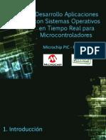 Betcon2013-Aplicaciones Con RTOS y Microcontroladores