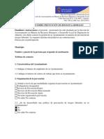 Cuestionario III Formulario