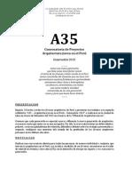 Bases A35 2013