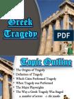 Greek Tragedy by Rowil Santinlo