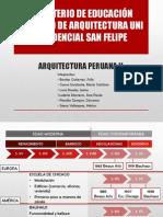 Ministerio Educacion - Faua - San Felipe