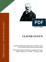 Claude Gueux Texte