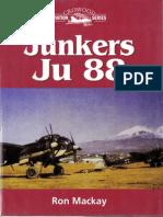 [Crowood Press] [Aviation Series] Junkers Ju 88 (2002)