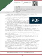 Ley 18032 (1981) Establece Normas Sobre Trabajadores Portuarios