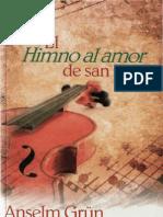 Grun Anselm El Himno Al Amor de San Pablo