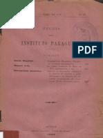REVISTA DEL INSTITUTO PARAGUAYO Nro 25 - PORTALGUARANI