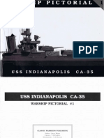 [Classic Warships] [Warship Pictorial 001] USS Indianapolis CA-35
