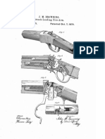 US Patent 220271 - Winchester 1885