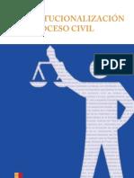 Constitucionalizacion Del Proceso Civil