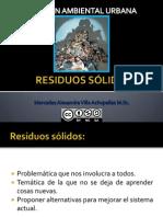 RESIDUOS SÓLIDOS - MAVA - GAU