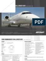 2009 Challenger 605 5764 Available Thru Jetcraft1