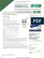 HI Pump FAQs December 2012
