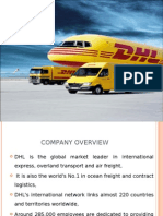 DHL STRATEGIC MANAGEMENT