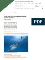 Touro, urso, tubarão_ conheça os bichos do mercado financeiro - InfoMoney