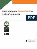 Enviro Law Center_EA-IN-BC_Nov2010.pdf