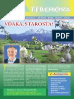 Obecné noviny Terchová - 2013 / 2