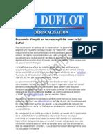 Économie d'impôt en toute simplicité avec la loi Duflot